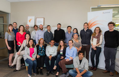 Illumina Accelerator Graduates its First Genomics Startups