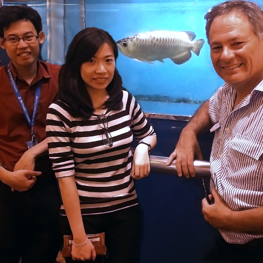 'Lucky' Endangered Fish Gets Sequenced