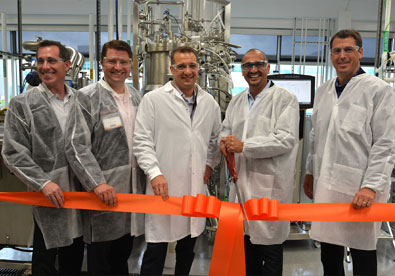 Illumina Completes Expansion in Madison