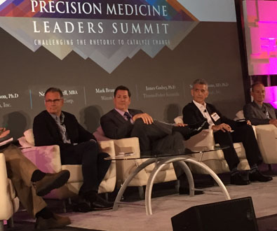 Genomics and Health Leaders Address Precision Medicine