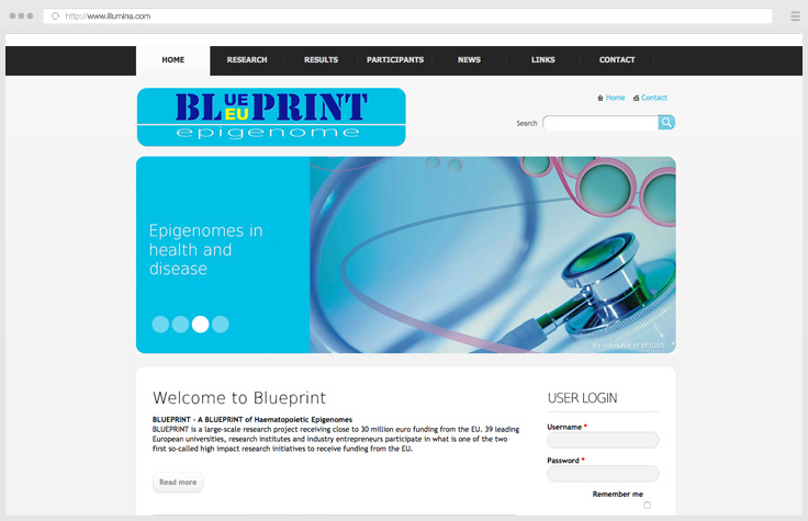 Blueprint Epigenome Project